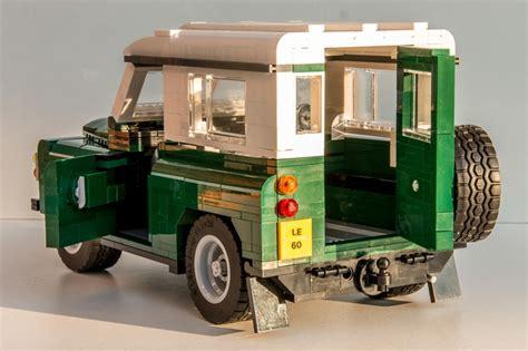 land rover lego lego ideas landrover 4 x 4