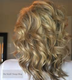 shoulder length layered curly haircuts with front and back pictures 18 shoulder length layered hairstyles popular haircuts