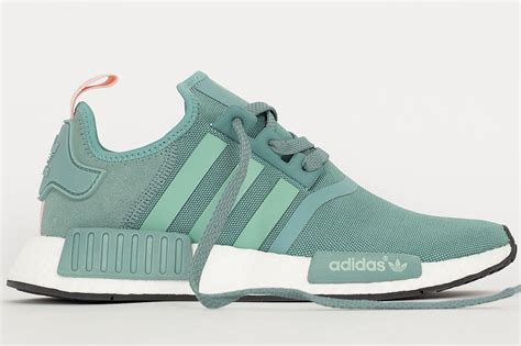 adidas nmd women buy genuine adidas nmd r1 womens teal vintage white