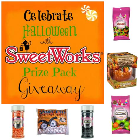 Candy Giveaway - sweetworks candy halloween giveaway