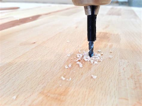 drilling pilot holes basic essential skill