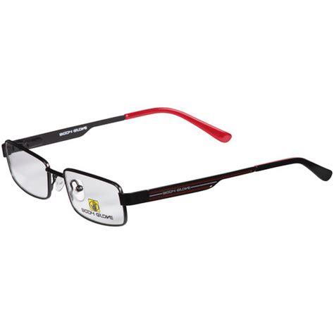 glove boys eyeglass frames black walmart vision