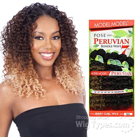 show me curly model pose hairstyles model model dream weaver human hair blend weaving pose