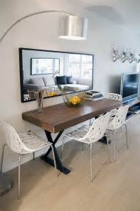cool dining room tables 10 narrow dining tables for a small dining room cool