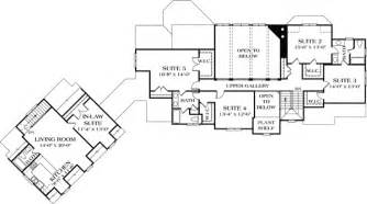 House Plans With Separate Apartment luxury with separate guest house 17526lv 1st floor master suite