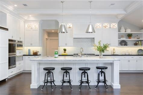 kitchen island white kitchen island with white quartzite countertop