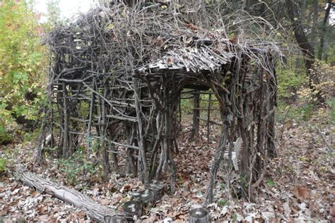 how to make a tree out of sticks stick fort diy