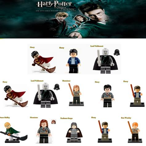 Profesor Snape Limited Minifigure lego compatible harry potter minifigures