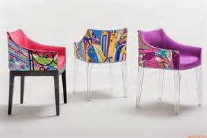madame pucci edition petit fauteuil design kartell