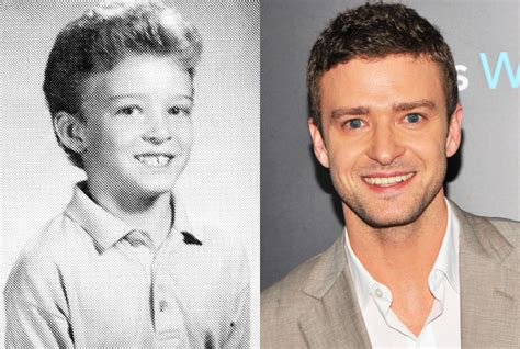 Before They Were Justin Timberlake Aguileraand by Justin Timberlake Now