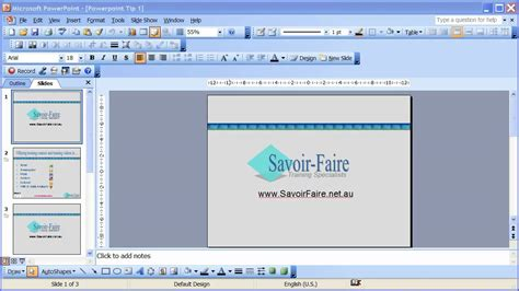 How To Save A Powerpoint Presentation As An Automatic Show Powerpoint Presentations