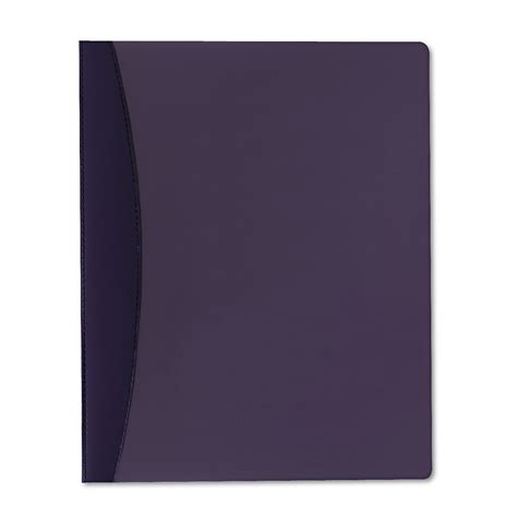 Gift Letter Binding Gbc Report Cover W Swing Clip Letter Size Blue Office Supplies Binders Binding