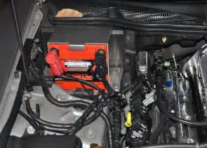 2006 Cadillac Cts Battery Battery Change To An Optima Redtop Weight Added 5 Pounds