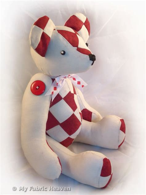 Free Patchwork Teddy Pattern - 17 best images about teddy pattern on