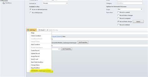 crm 2011 workflow dynamics crm pragmatism mscrm 2011 workflow assembly