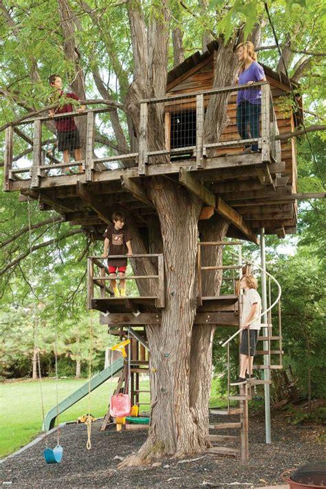Backyard Cottage Plans casas en los arboles espacios para una diversi 243 n