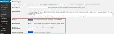 layout wordpress aanpassen woocommerce email templates aanpassen 187 ws spoelstra