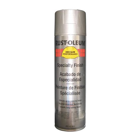 spray paint shop rust oleum 14 oz stainless steel semi gloss spray