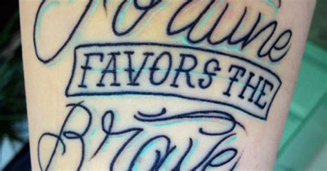 Honk If You Think Is Neat O Fortunes No 1 Fabulous by Fortune Favors The Brave Tattoos I Like As