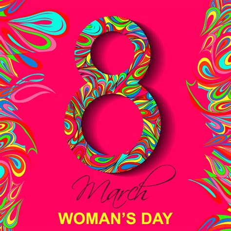 s day vector marth 8th woman s day vector free vector graphic