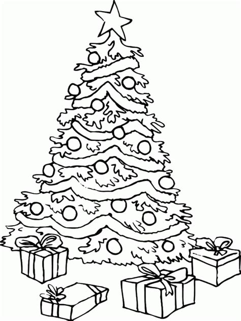 big coloring pages for christmas big christmas tree coloring pages coloring home