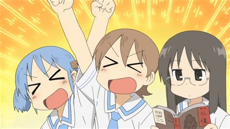 anime comedy nichijou nichijou subtitle indonesia animesave