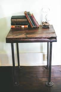 Diy industrial end table diy squared low pallet coffee table pallet