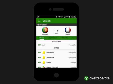 diretta goal mobile diretta partite mobile creativemotions