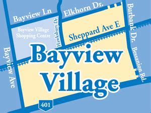 Bayview Village Gift Card - bayview village toronto