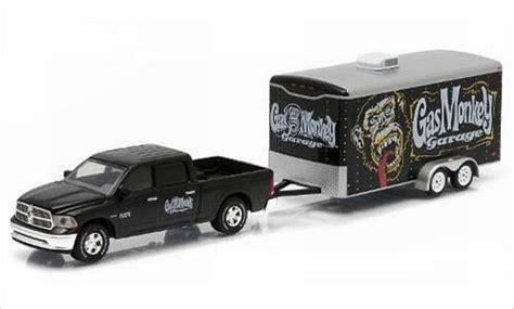 dodge ram 1500 gas monkey garage 2014 greenlight modellini