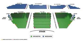 Seating Chart Winter Garden Theatre - winter garden theatre large broadway seating charts broadwayworld com