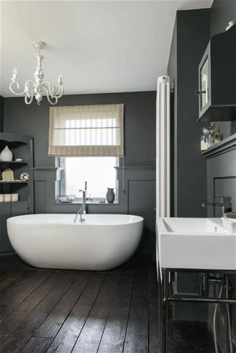farrow and ball bathroom ideas adrienne s bathroom in farrow ball down pipe no 26 as featured in ideal home and house to home