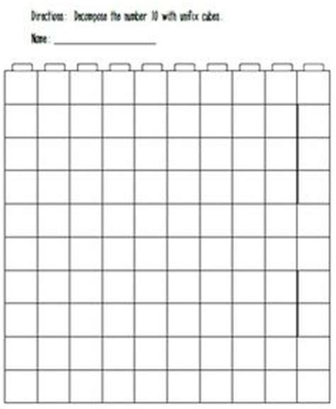 Unifix Cubes Worksheets by Printables Unifix Cubes Worksheets Ronleyba Worksheets