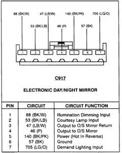 infiniti rear view mirror wiring diagram infiniti infinity free wiring diagrams
