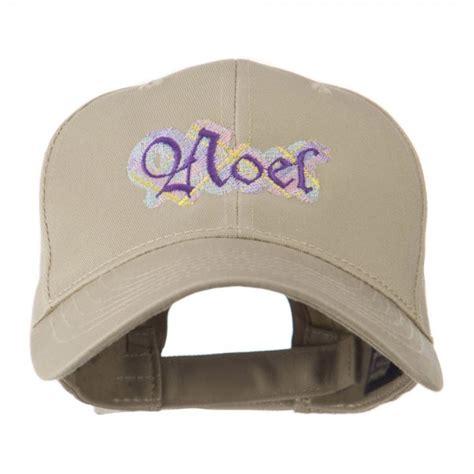 embroidered cap khaki christmas plaid noel cap e4hats