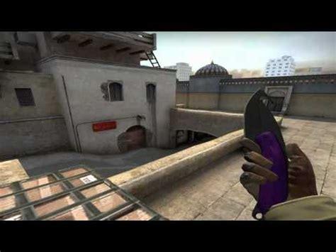 Gut Knife Ultraviolet Bs stattrak gut knife ultraviolet