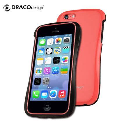 03mm Ultra Thin Iphone 5c Pink draco design cp ultra slim bumper for iphone 5c pink mobilezap australia