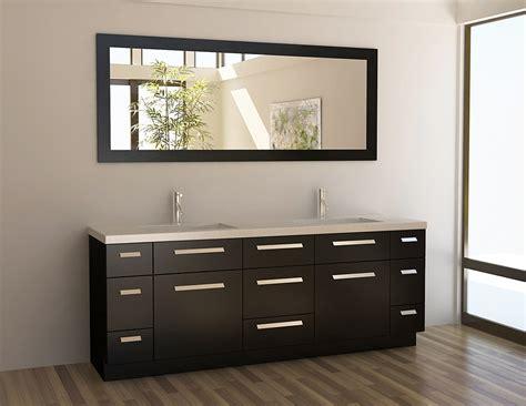84 inch double vanity 84 inch bathroom vanity the variants homesfeed