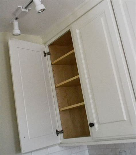 easy diy cabinet doors ana white build a 36 quot wall cabinet double door