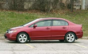 honda civic 2006 2011: fuel economy, timing belt or chain