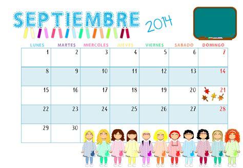 Calendario Mes De Septiembre 2015 Qu 201 Hacemos Hoy En El Cole Ya Llega El Calendario