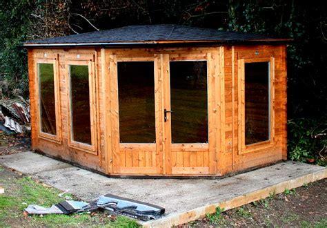 summer house doors and windows wood
