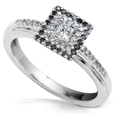 me black and white engagement ring 1 1 6