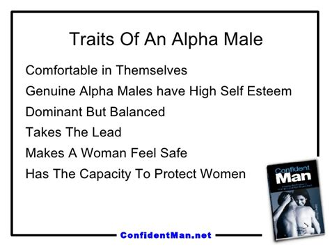 how to an alpha how to be a confident alpha who attracts naturally