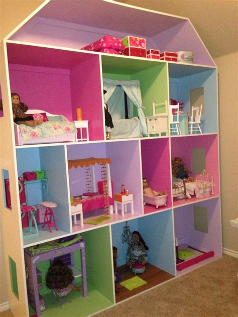 18 inch doll house pin by debbi ridenour on american girl pinterest