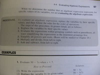 "rational expressions: ""substituting for x"" is a subtle killer"