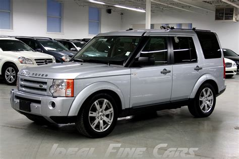 how cars run 2009 land rover lr3 transmission control ideal fine cars used 2009 land rover lr3 hse 7 passenger for sale in toronto ontario