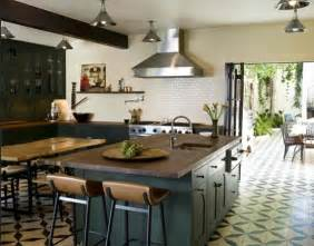 kitchen tile pattern ideas french pattern cement tile flooring kitchen home interiors