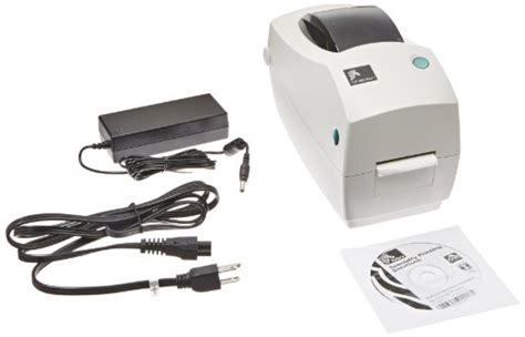 Propan Zebra lp 2824 plus direct thermal desktop printer 203 dpi serial and usb interfaces