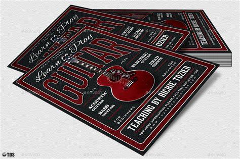 tutorial guitar fx 3 04 guitar lessons flyer template v3 by lou606 graphicriver